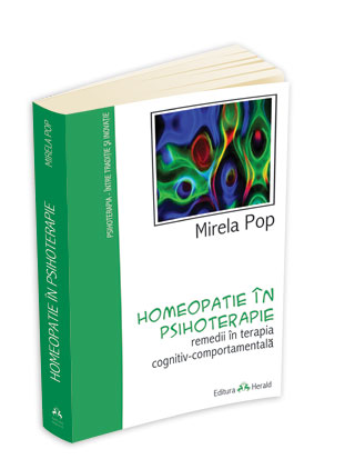Homeopatie in psihoterapie - remedii in terapia cognitiv-comportamentala