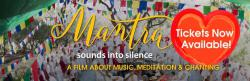 MANTRA – Sounds into Silence (proiectie film)