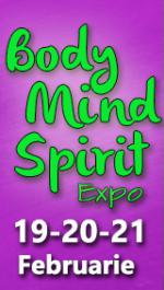 Editura Herald la Body Mind Spirit Expo 2016