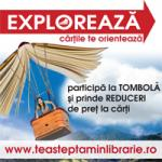 "Campania nationala ""Te asteptam in librarie!"", editia a VI-a, 2014"
